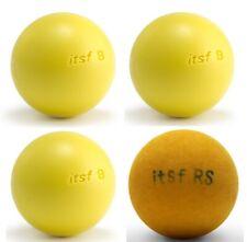 3 balles baby-foot pro compétition ITSF b homologuées BONZINI +1 RS offerte