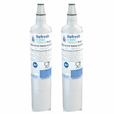 Refresh Replacement Water Filter - Fits LG LSC27950SB Refrigerators (2 Pack)