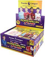 2020-21 PANINI ADRENALYN ENGLISH PREMIER LEAGUE SOCCER 36pk BOX (216 CARDS)