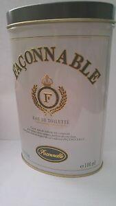 Faconnable For Men Eau de Toilette 3.33oz 100 ML NIB Old Formula Vintage