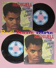 LP 45 7'' ROCKWELL Obscene phone caller 1984 germany MOTOWN ZB69174 no cd mc dvd