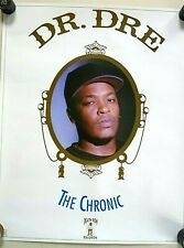 """DR. DRE - Original Chronic Poster # 3785 / Exc.+ New cond. / size 16 X 20"""""""