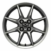 Genuine Mazda MX-5 2015 onwards 16inch Alloy Wheel  9965-G3-6560