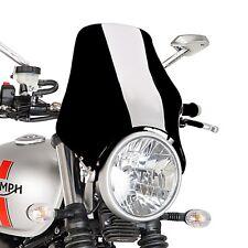 Windschutz-Scheibe Puig NK für Yamaha SR 125/250/XJ 600 N Cockpit-Scheibe sc