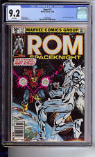 """ROM   #12  CGC 9.2 """"JACK OF HEARTS APPEARANCE"""""""