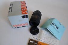*NIB* PENTAX SMC F 80-200mm f/4.7-5.6 For KAF