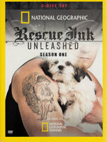 National Geographic: Rescue Ink Unleashed - Se New DVD