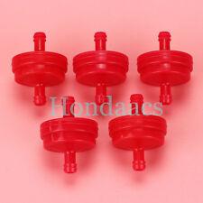 5 pcs Fuel filter for Yard Man 12AE469D755 12AV829C755 13AN772G055 13AO771H055