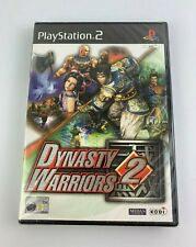 PS2 Dynasty Warriors 2 (2000) UK Pal, Brand New & Factory Sealed