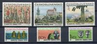 32945) Czechoslovakia 1970 MNH Expo Osaka 6v