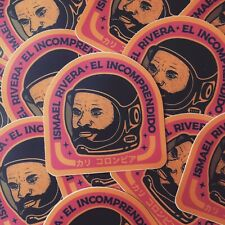 "3 Ismael Rivera 3""Stickers Puerto Rico' Salsa Legend"