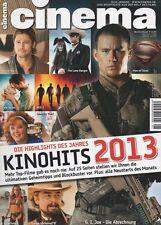Cinema  Heft Nr.  416  Januar  01 / 2013