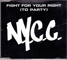 NYCC-Fight For Your Right cd maxi single