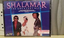 shalamar the greatest hits double cassette tape