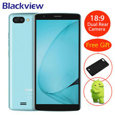 Blu NUOVO 3G Blackview A20 Smartphone Cellulare 3-Camera 18:9 Android 3000mAh EU