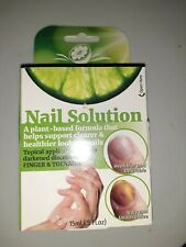 Citrusway Nail Solution - Help Discolored & Darkened Nails - .5 oz - New in Box