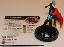 VENOM THOR 049 15th Anniversary What If? Marvel HeroClix Chase Rare