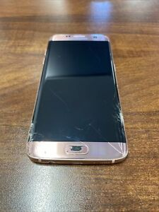 Samsung Galaxy S7 edge SM-G935F - 32GB - Rose Gold (Unlocked)