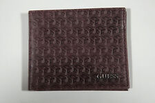New Guess Leather Wallet Wallet Purse Wallet Purse (65) 10-16 #23