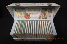 THE WORLD OF PETER RABBIT - 23 BOOK BOX SET BY BEATRIX POTTER