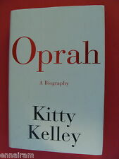 Oprah : Another Gossip Biography by Kitty Kelley (2010, HC) Oprah Winfrey