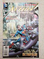 ACTION COMICS, Superman #8 (2012 NEW 52, DC Comics)  Comic Book
