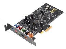 5.1 Soundkarte PCI-Express x1 Creative Soundblaster Audigy FX, 5.1 für den PC