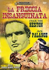 DvD LA FRECCIA INSANGUINATA Jack Palance   ......NUOVO