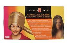 BELSON GOLD 'N HOT JET BONNET HAIR DRYER ATTACHMENT (GH9477)