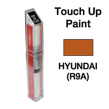 Hyundai OEM Brush&Pen Touch Up Paint Color Code : R9A - Vitamin C Pearl