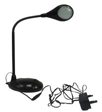 21 Led Bedside Reading Lamp Black London 2012 Olympic Paralympics Game Flexible