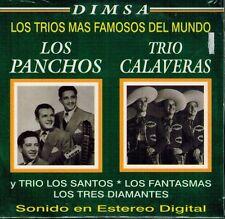 Los Panchos / Trio Calaveras Los Trios Mas Famosos del mundo