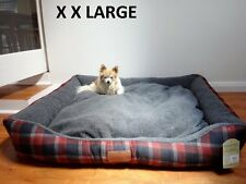 SALE! NEW DOG BED MAX COMFORT PET BED-STYLISH PET BED XX-LARGE