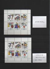 ALLEMAGNE RDA Bloc feuillet neuf sur les contes russes émis en 1974