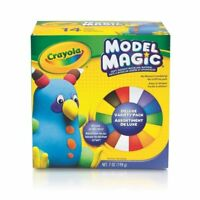 Crayola Model Magic Deluxe Variety Pack Air Dry Modelling Clay/Dough