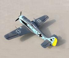 Dynam 1270M Focke-Wulf FW-190 Propeller RC Foam PNP/ARF Plane W/ ESC Motor Servo