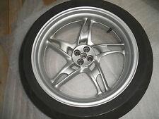 BMW R 1100 S R2S Rim Rear Rear Wheel 5.00x17 Rim Rear