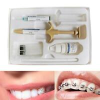 Adhesive Bonding Self Cure Composite Resin Kit A Dental Orthodontic Direct Y6C9