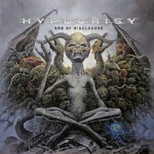 HYPOCRISY - END OF DISCLOSURE  CD  9 TRACKS HARD & HEAVY / METAL  NEW+