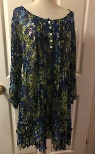 Ladies Indian Top - Changes by Together Size 20