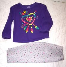 24 Months Girls Heart Theme Top and Pants
