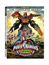 Power Rangers: Dino Charge - The Complete Season Free Shipping