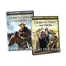 How The West Was Won: Western TV Series Complete Seasons 1 & 2 Box/DVD Set(s)