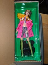New Barbie BMR1959 made to move brunette Asian fashion Doll collector rare