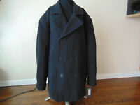 KENETH COLE REACTION MEN'S WOOL COAT SZ.XXL NEW