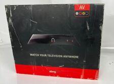 Sling Media Slingbox AV Internet TV Broadcasteer SB240-100 Digital Streamer Box