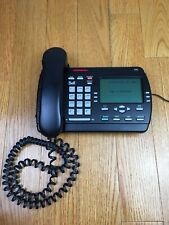 Nortel Vista 390 NT2N63AAAB Charcoal Black Wall Office Phone TESTED WORKING