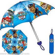 Paw Patrol Regenschirm Taschenschirm Kinder Schirm Marshall Rocky Hunde