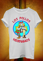 Los Pollos Hermanos Funny Hipster Cool Men Women Unisex T Shirt Tank Top Vest 6
