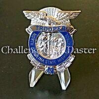 NORTH CAROLINA STATE HIGHWAY PATROL TROOPER POLICE CHALLENGE COIN